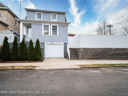 Photo of 172 Van Cortlandt Avenue, Staten Island, NY 10301 (MLS # 1143041)