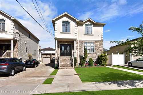 Photo of 421 Willowbrook Road, Staten Island, NY 10314 (MLS # 1146054)