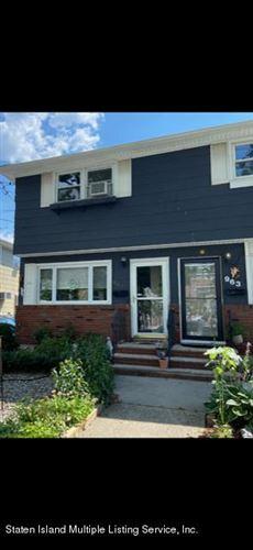 Photo of 961 Targee Street, Staten Island, NY 10304 (MLS # 1139073)