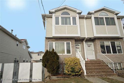 Photo of 139 Monahan Avenue, Staten Island, NY 10314 (MLS # 1144075)