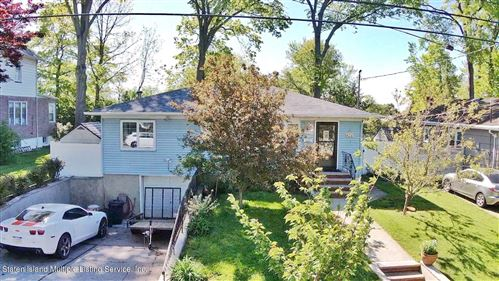 Photo of 84 Oceanview Place, Staten Island, NY 10308 (MLS # 1146090)