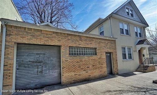 Photo of 119-121 Montgomery Ave, Staten Island, NY 10301 (MLS # 1150126)