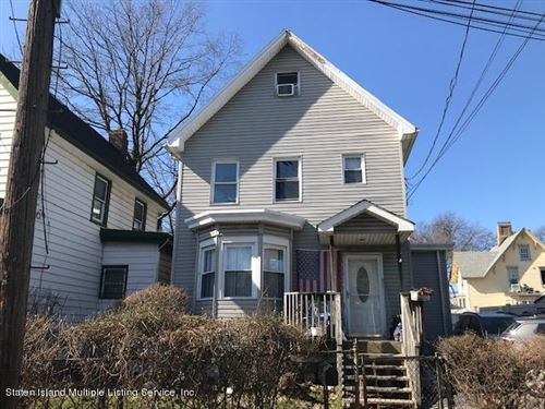 Photo of 14 Cottage Place, Staten Island, NY 10302 (MLS # 1137127)