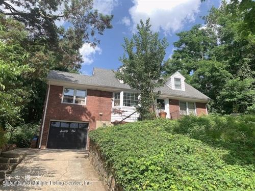 Photo of 71 Fort Wadsworth Road, Staten Island, NY 10305 (MLS # 1138137)