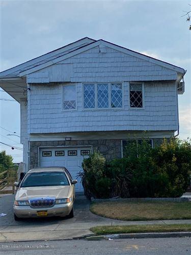 Photo of 77 Slater Boulevard, Staten Island, NY 10305 (MLS # 1138147)