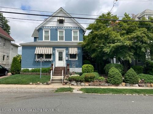 Photo of 73 St Stephens Place, Staten Island, NY 10306 (MLS # 1147151)