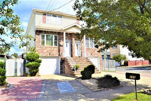 Photo of 285 Hamden Avenue, Staten Island, NY 10306 (MLS # 1150157)