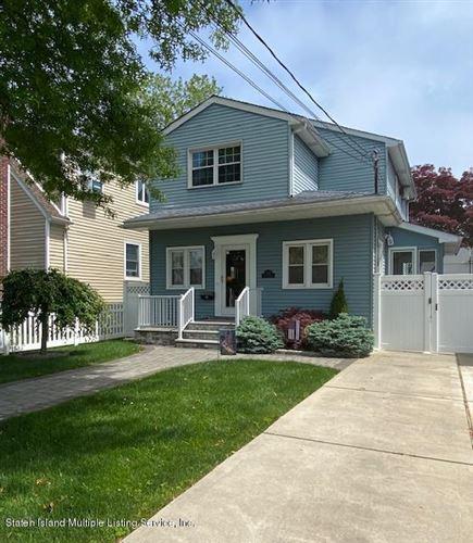 Photo of 294 Husson Street, Staten Island, NY 10306 (MLS # 1137197)