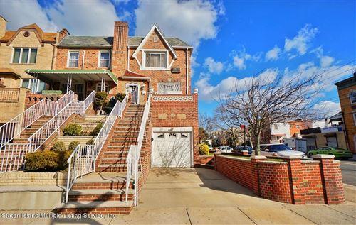 Photo of 1183 86th Street, Brooklyn, NY 11228 (MLS # 1143242)
