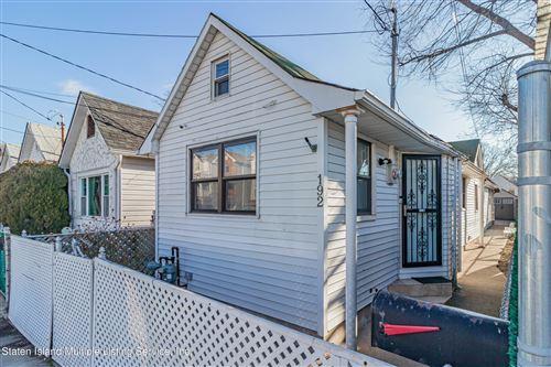Photo of 192 Kiswick Street, Staten Island, NY 10306 (MLS # 1143243)
