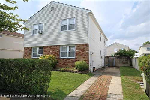 Photo of 23 Bleeker Place, Staten Island, NY 10314 (MLS # 1149250)