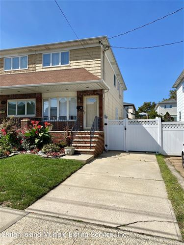 Photo of 139 Greencroft Avenue, Staten Island, NY 10308 (MLS # 1143254)