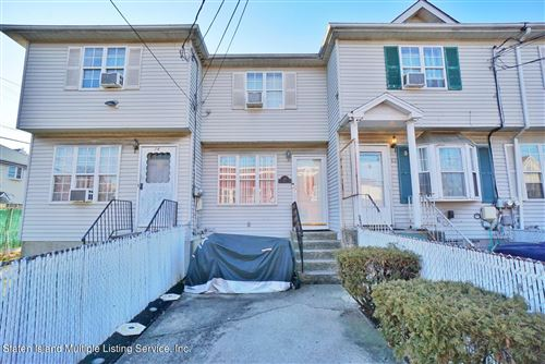 Photo of 80 Seneca Street, Staten Island, NY 10310 (MLS # 1143267)