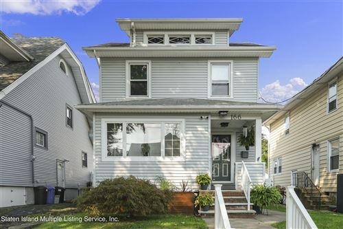 Photo of 166 South Greenleaf Avenue, Staten Island, NY 10314 (MLS # 1149273)