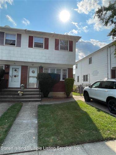 Photo of 78 Seaver Avenue, Staten Island, NY 10306 (MLS # 1149275)