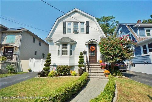 Photo of 47 Gibson Avenue, Staten Island, NY 10308 (MLS # 1149285)