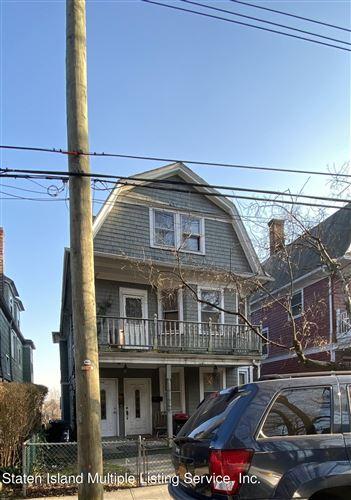Photo of 289 St Pauls Avenue, Staten Island, NY 10304 (MLS # 1145299)