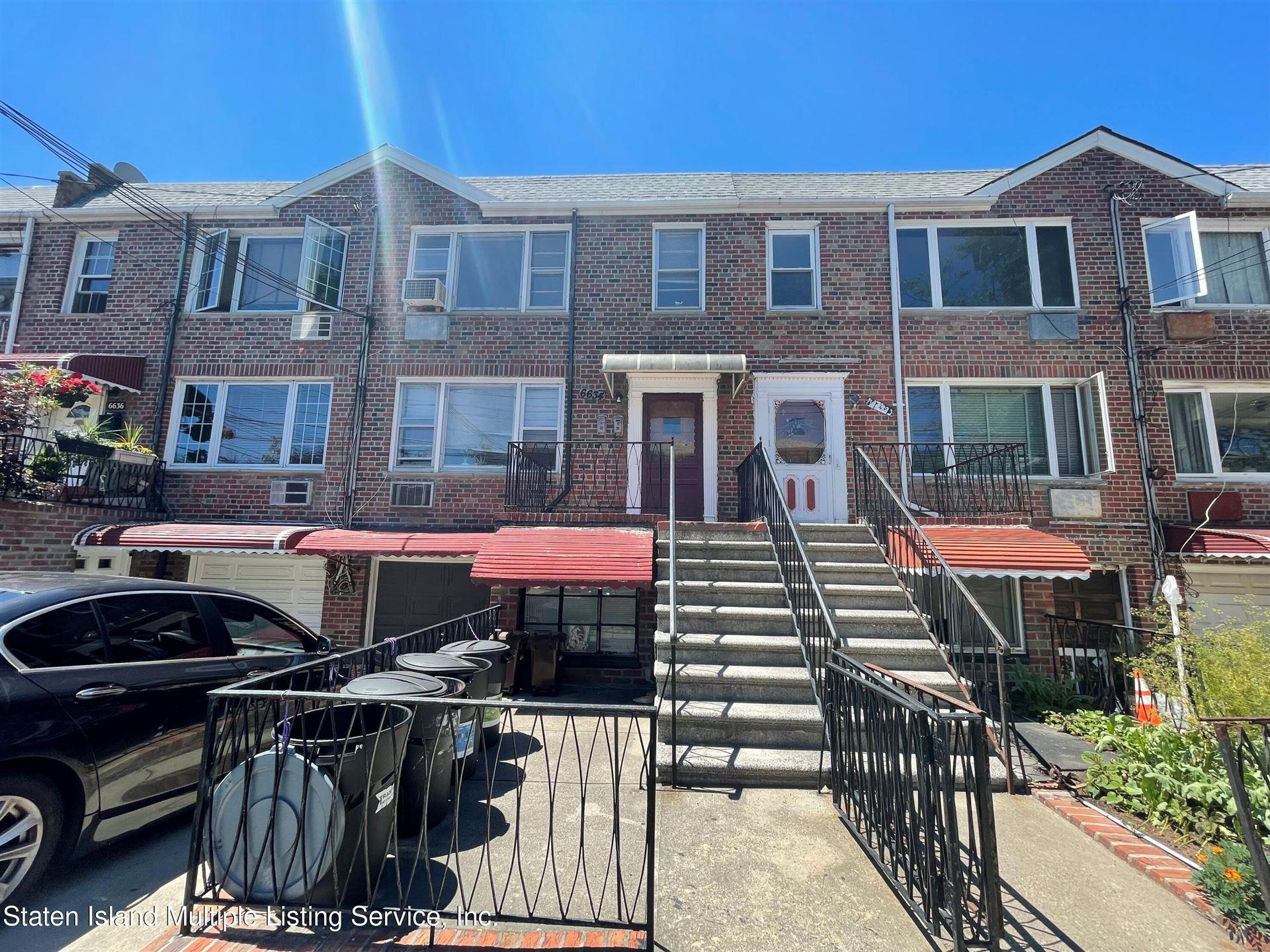 6634 Duryea Court, Brooklyn, NY 11219 - MLS#: 1147301