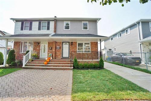 Photo of 16 Berry W Avenue, Staten Island, NY 10312 (MLS # 1149305)