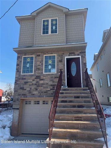 Photo of 63 Erastina Place, Staten Island, NY 10303 (MLS # 1142337)