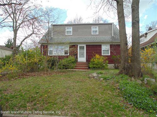 Photo of 109 Sylvia Street, Staten Island, NY 10312 (MLS # 1145371)