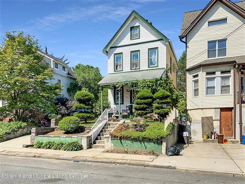 Photo of 36 Dongan Street, Staten Island, NY 10310 (MLS # 1146391)