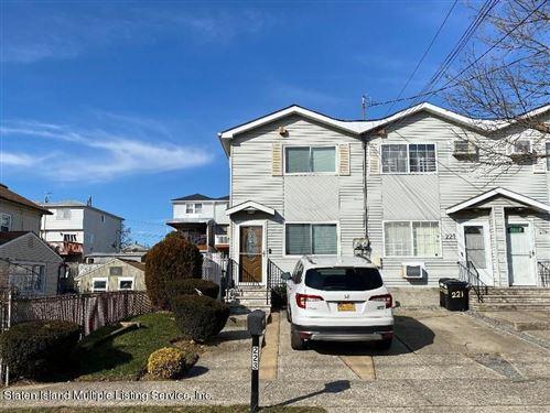 Photo of 223 Roma Avenue, Staten Island, NY 10306 (MLS # 1143404)