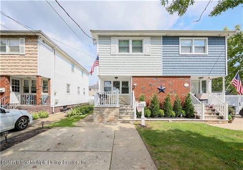 Photo of 201 Benton Avenue, Staten Island, NY 10305 (MLS # 1149404)