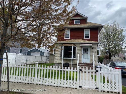 Photo of 19 Cornell Street, Staten Island, NY 10302 (MLS # 1145423)