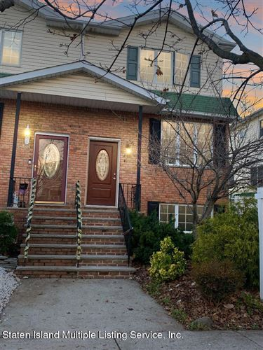 Photo of 446 Manhattan Street, Staten Island, NY 10307 (MLS # 1143424)