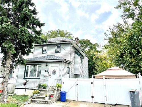 Photo of 68 Haughwout Avenue, Staten Island, NY 10302 (MLS # 1149456)