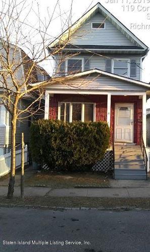 Photo of 119 Cortlandt Street, Staten Island, NY 10302 (MLS # 1125603)