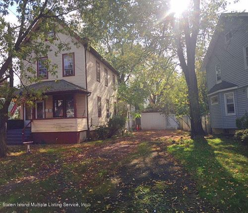 Photo of 60 Haughwout Avenue, Staten Island, NY 10302 (MLS # 1141674)