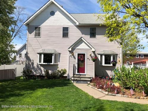 Photo of 41 Garden Street, Staten Island, NY 10314 (MLS # 1136687)