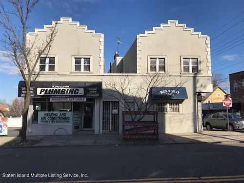 Photo of 841-843 Castleton Avenue, Staten Island, NY 10310 (MLS # 1135732)