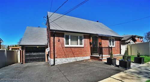 Photo of 125 Beverly Avenue, Staten Island, NY 10301 (MLS # 1136811)