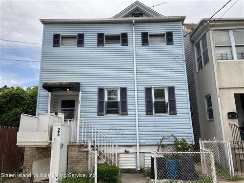 Photo of 26 Ely Street, Staten Island, NY 10301 (MLS # 1146841)
