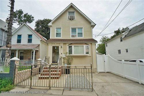 Photo of 37 Walker Street, Staten Island, NY 10301 (MLS # 1143877)
