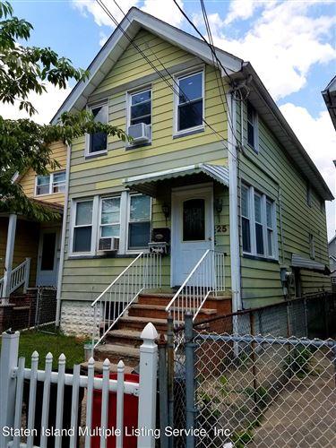 Photo of 25 Walker Street, Staten Island, NY 10302 (MLS # 1146881)