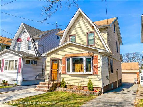 Photo of 15 Dana Street, Staten Island, NY 10301 (MLS # 1143885)