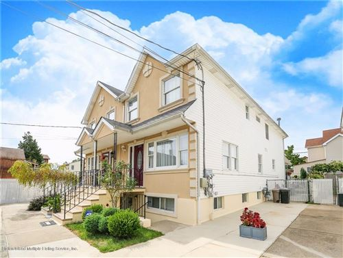 Photo of 129 Hurlbert Street, Staten Island, NY 10305 (MLS # 1140893)