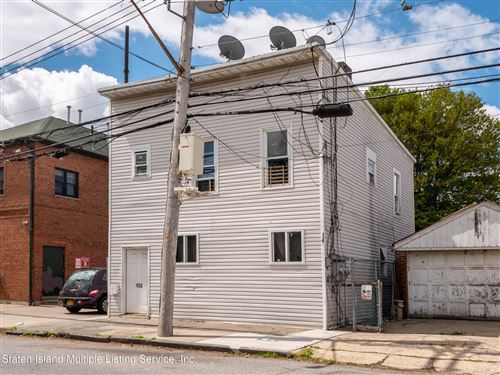Photo of 156 N Burgher Avenue, Staten Island, NY 10310 (MLS # 1145893)