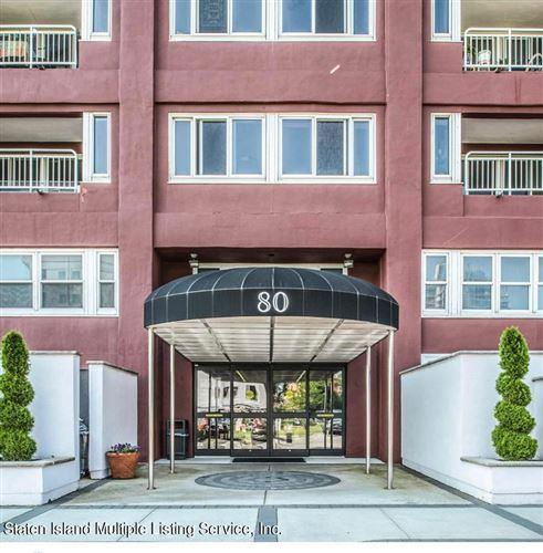Photo of 80 Bay Street Lndg 4d #4d, Staten Island, NY 10301 (MLS # 1143898)