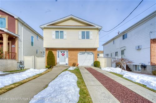 Photo of 47 Allen Place, Staten Island, NY 10312 (MLS # 1143907)