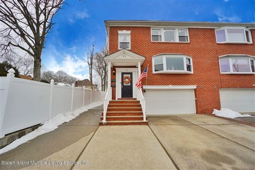 Photo of 11 Elias Place, Staten Island, NY 10314 (MLS # 1143970)