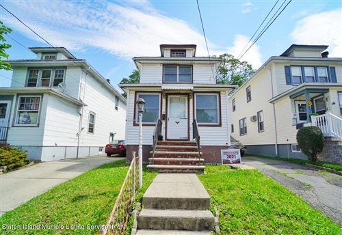 Photo of 27 Burnside Avenue, Staten Island, NY 10302 (MLS # 1146970)