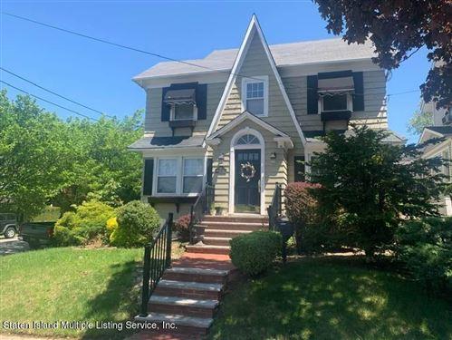 Photo of 65 Hartford Avenue, Staten Island, NY 10310 (MLS # 1145980)