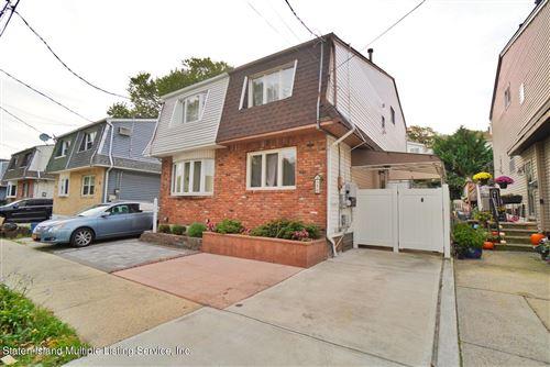 Photo of 56 Nautilus Street, Staten Island, NY 10305 (MLS # 1149981)