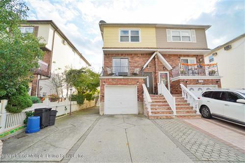 Photo of 220 Mc Veigh Avenue, Staten Island, NY 10314 (MLS # 1149986)