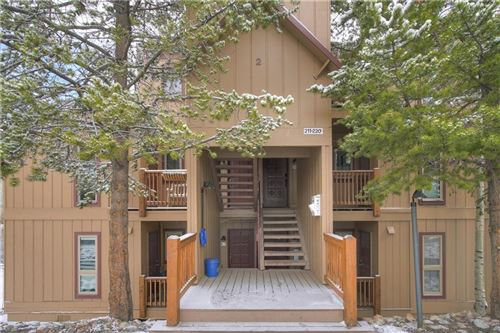 Photo of 21 Buffalo Court #217, SILVERTHORNE, CO 80498 (MLS # S1026001)